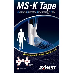 Zamst MSK Ankle Strapping